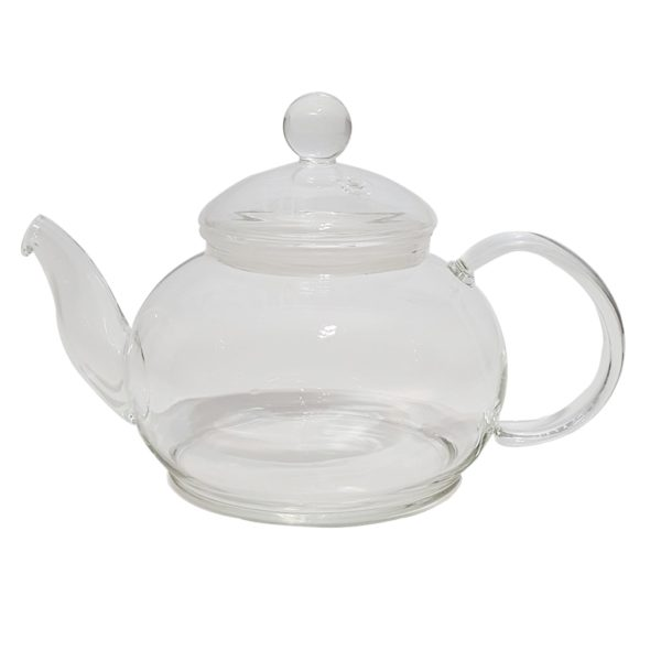 1 to 3 Cups Glass Teapot