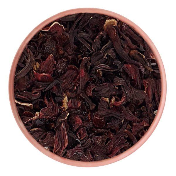 Wacky Hibiscus Tea