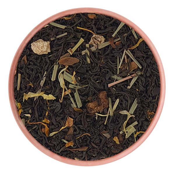 Spicy Lemon Black Tea