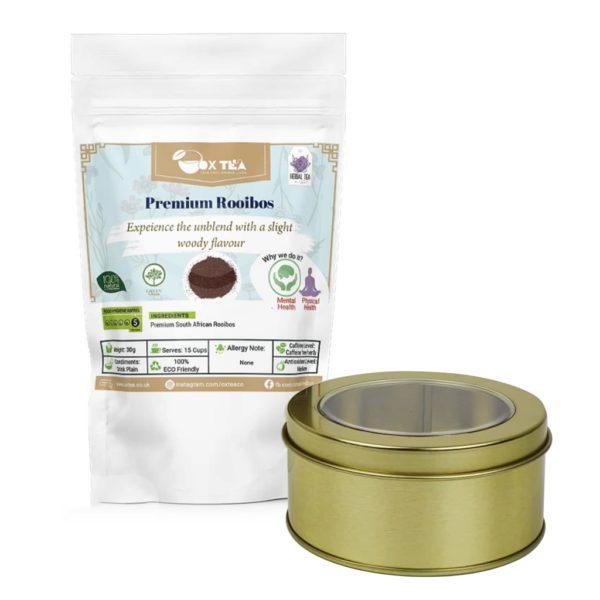 Premium Rooibos With Tin Box