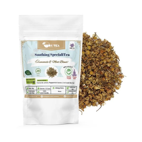 Soothing SpecialiTea With Pouch