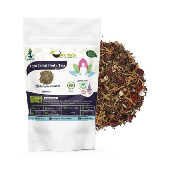 Yoga Total Body Tea With Pouch