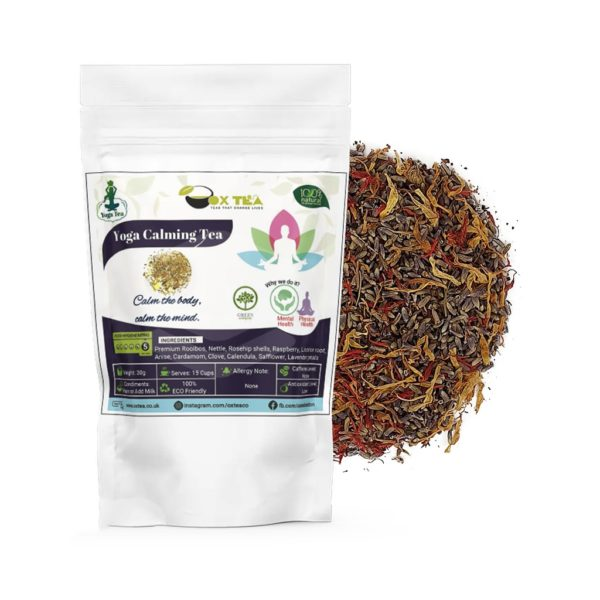 Yoga Calming Loose Tea With Pouch