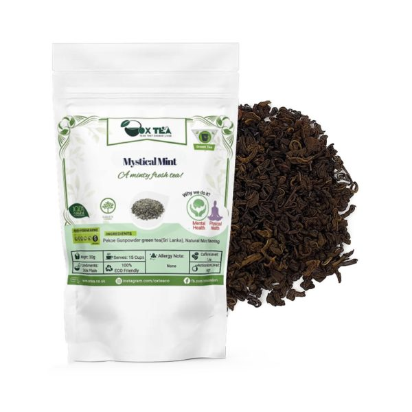 Mystical Mint Blend With Pouch