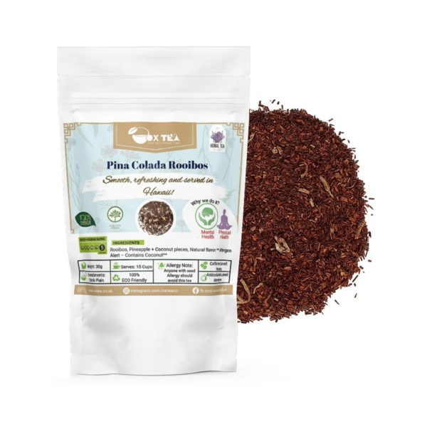 Pina Colada Rooibos With Pouch