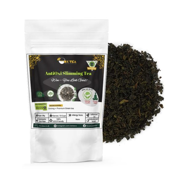 AntiOxi Slimming Loose Tea With Pouch