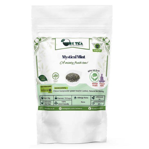 Mystical Mint Blend Pouch