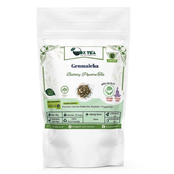 Genmaicha Green Tea Pouch