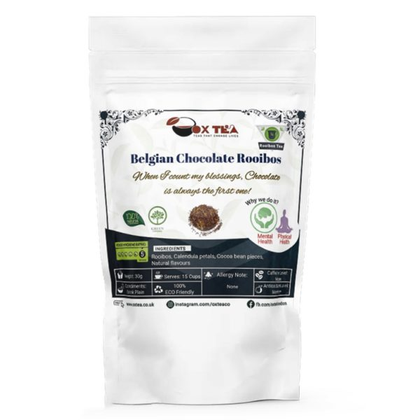 Belgian Chocolate Rooibos Pouch