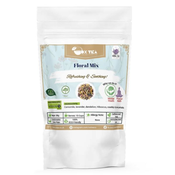 Floral Mix Herbal Tea Pouch