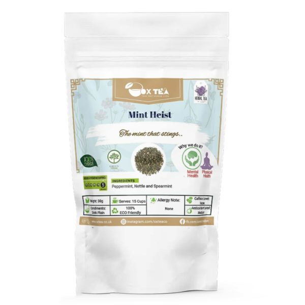 Mint Heist Green Tea Pouch