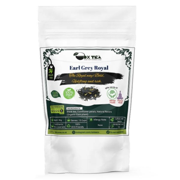 Earl Grey Royale Black Tea Pouch