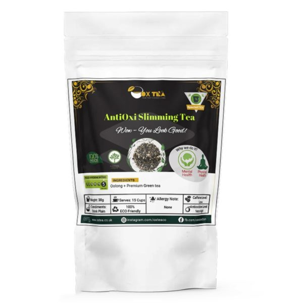 AntiOxi Slimming Tea Pouch