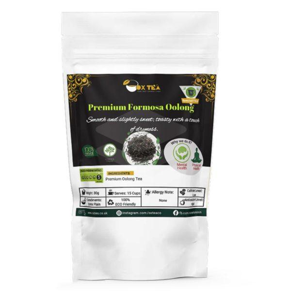 Formosa oolong tea pouch
