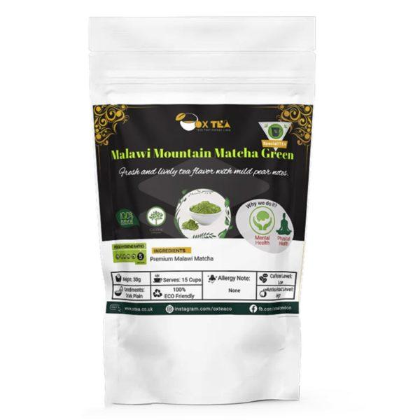 Mountain Matcha Green Tea Pouch