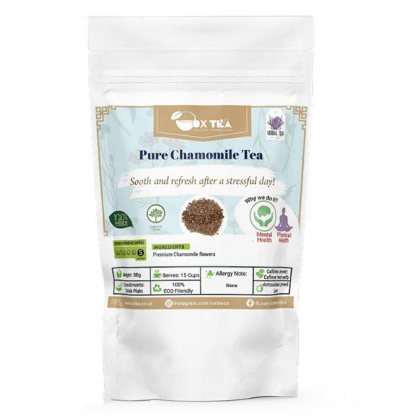 Pure Chamomile Tea Pouch
