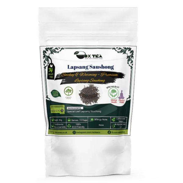 Lapsang Saushong Black Tea Pouch