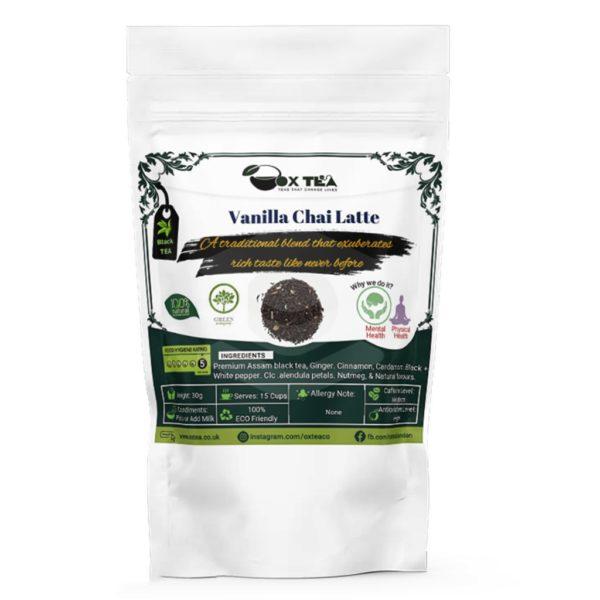 Vanilla Chai Latte Pouch