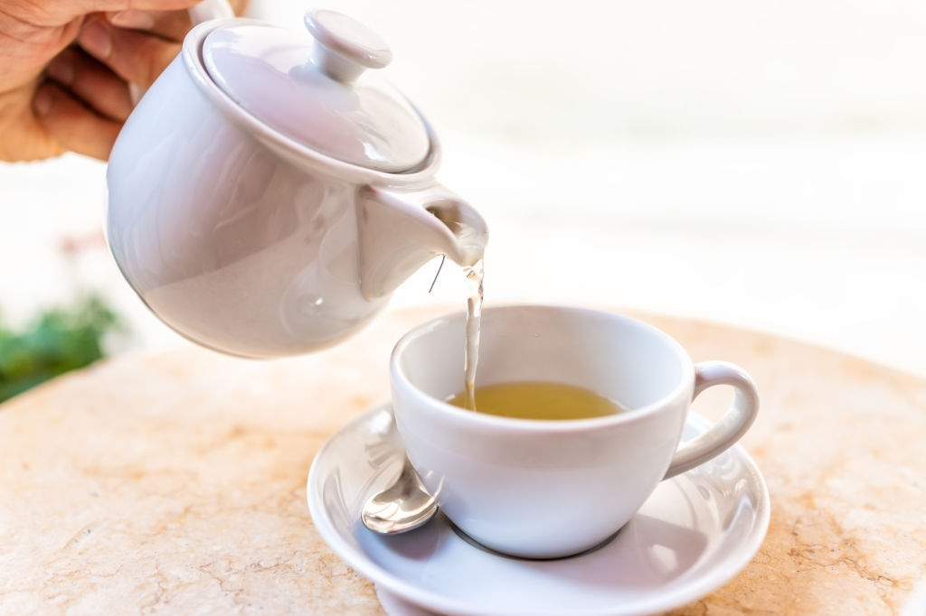 How to choose water for tea