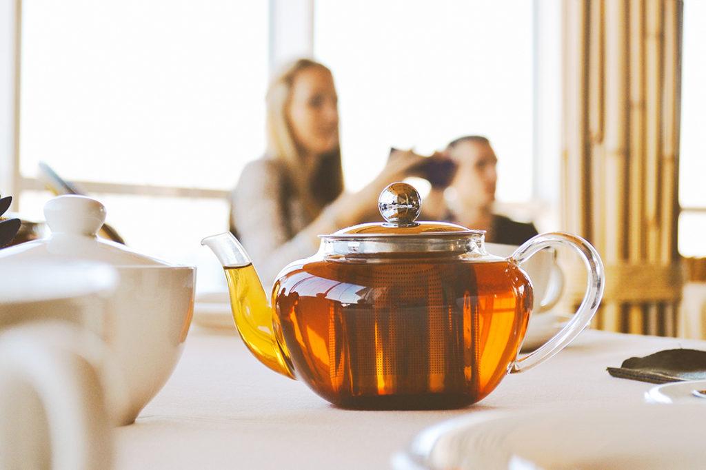 Best teas for yoga practice