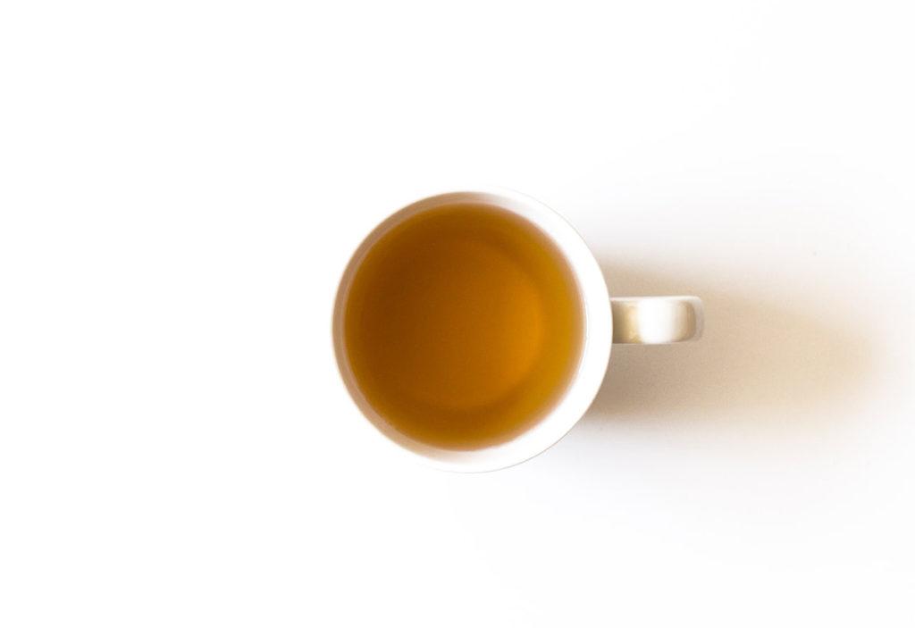 CALORIES IN WHITE TEA