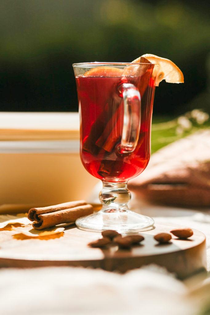 Cinnamon Iced Tea