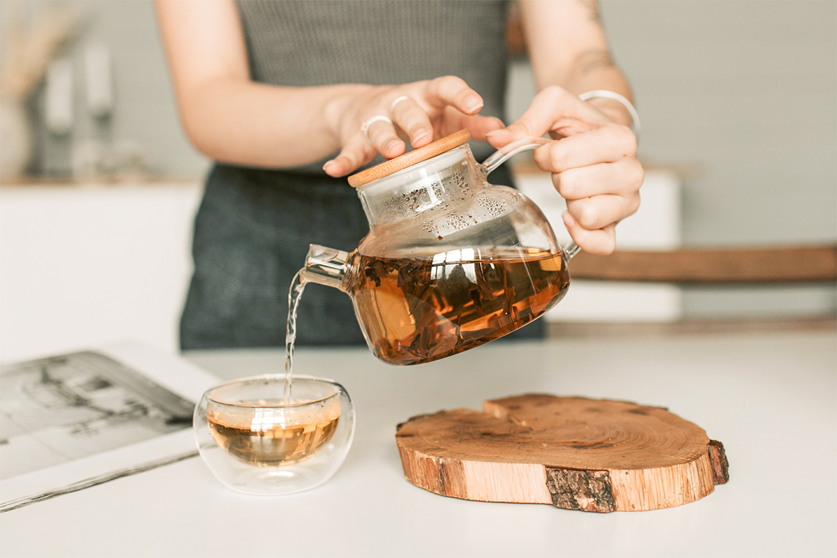 Steeping the perfect cup of tea
