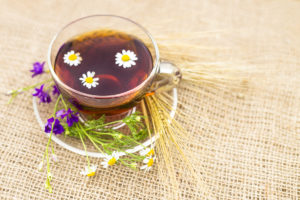 Herbal teas with their amazing health benefits