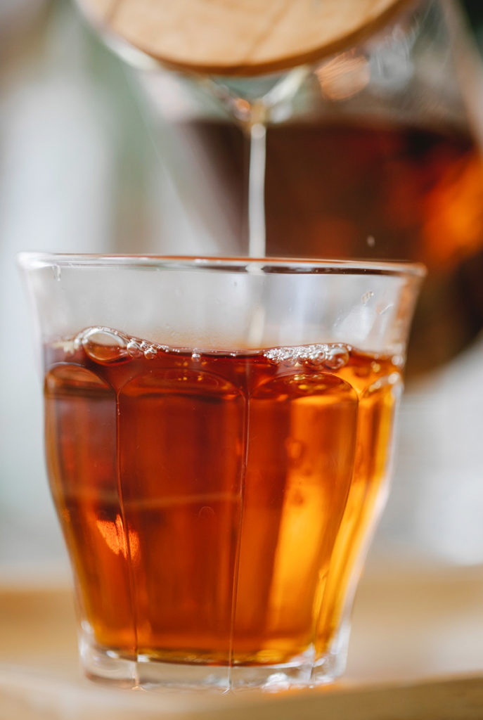How does the Lapsang Souchong taste?