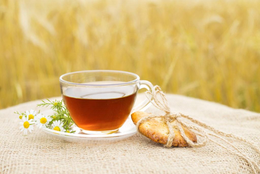 Oxtea's Pure Chamomile tea