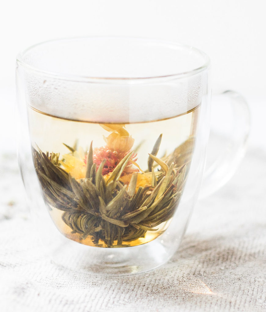 Tea and Productivity