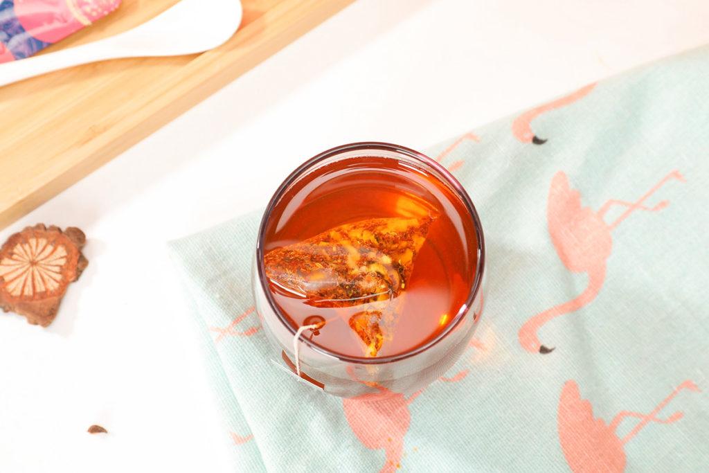 Rooibos tea Improves sleep quality