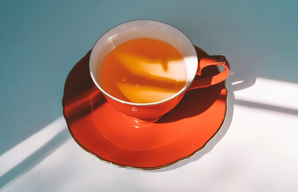 Health benefits of black tea.