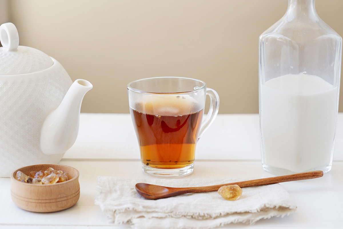 DESCRIBE THE FLAVOUR OF YOUR TEA