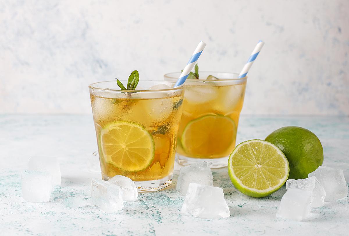 Oolong Iced Tea