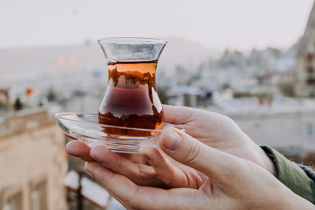 TEAS AROUND THE WORLD - DISTINCT CULTURES TO CELEBRATE DIVERSITY