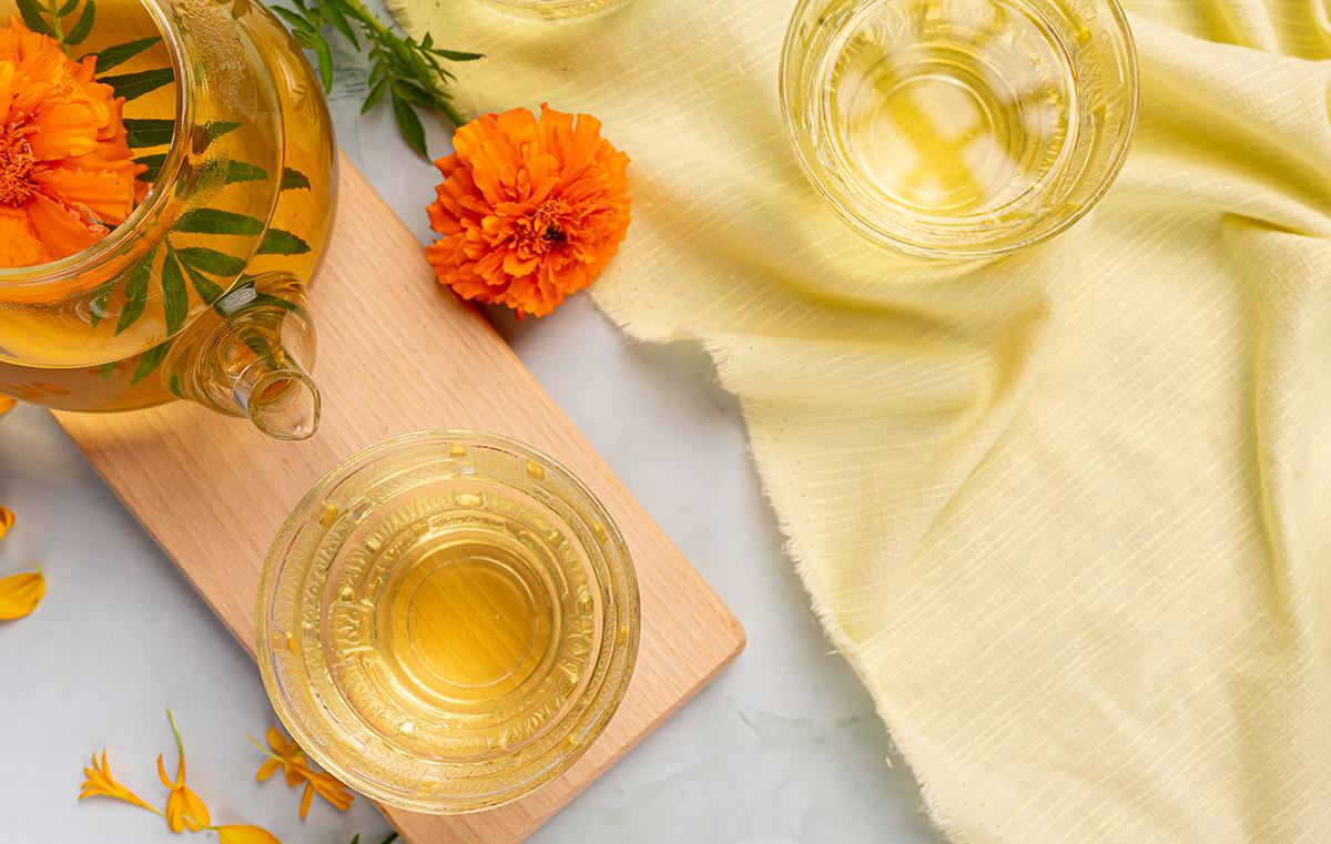 Simple Calendula Tea: Meaning, Health Benefits And Recipe