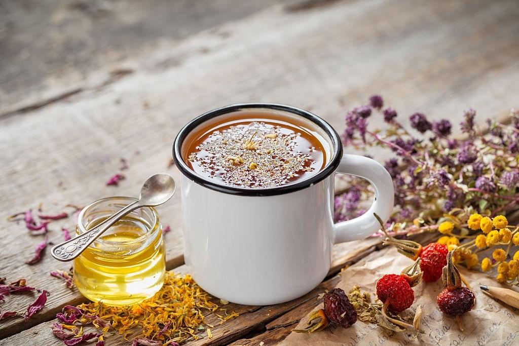 How to make Echinacea tea