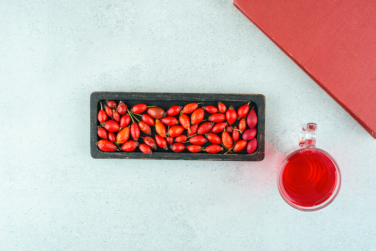 What is rosehip?