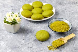Easy Matcha Green Tea Cookies Recipe