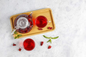 HEALTHY HIBISCUS TEA RECIPES AND HEALTH BENEFITS.