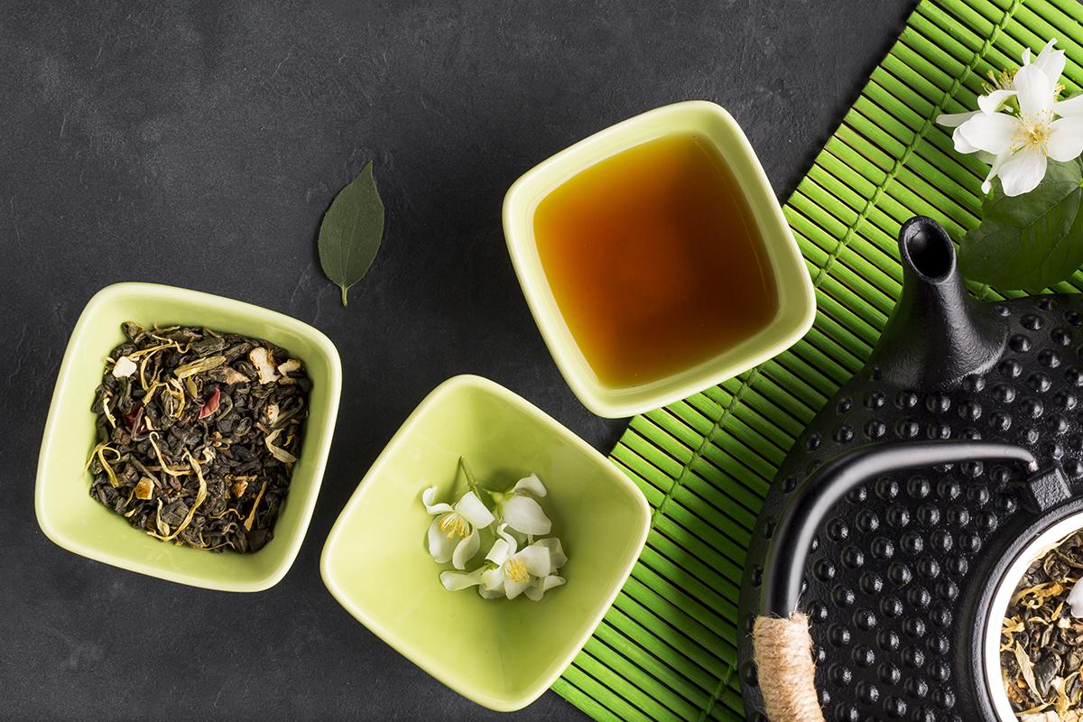 Jasmine Flower Green Tea: Processing, Health Benefits And Recipe