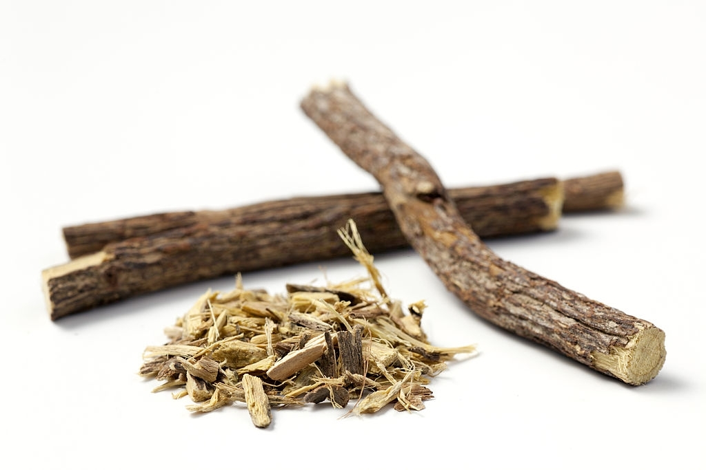 What is liquorice tea?