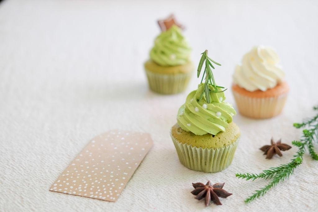 BEST MATCHA GREEN TEA CUPCAKES RECIPE