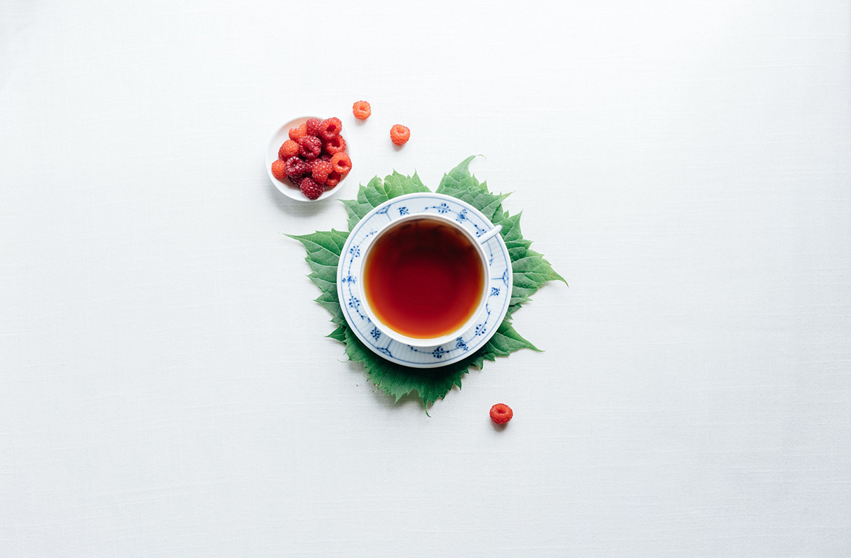 STRAWBERRY GREEN TEA RECIPE – ICED AND HOT