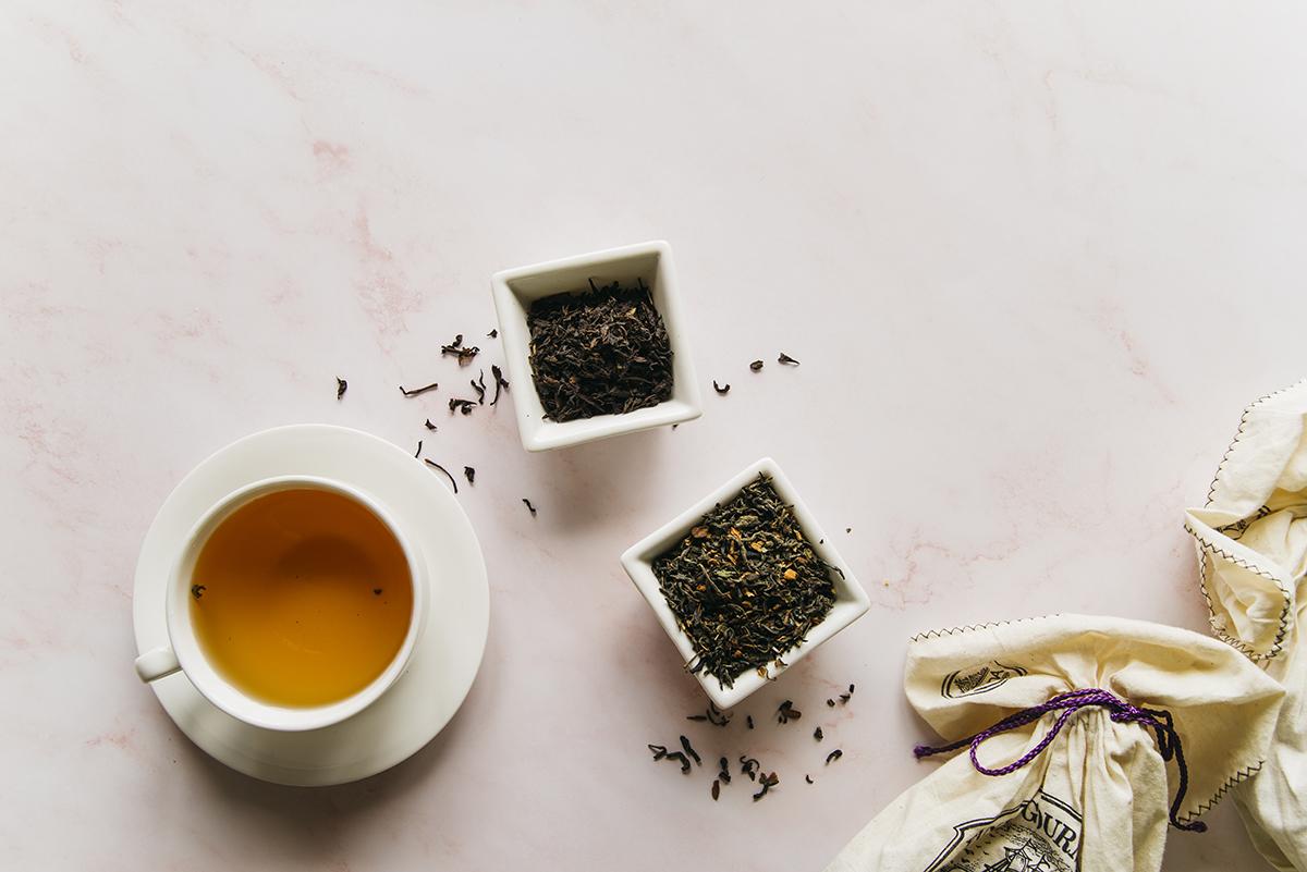 Tangy Mango black tea