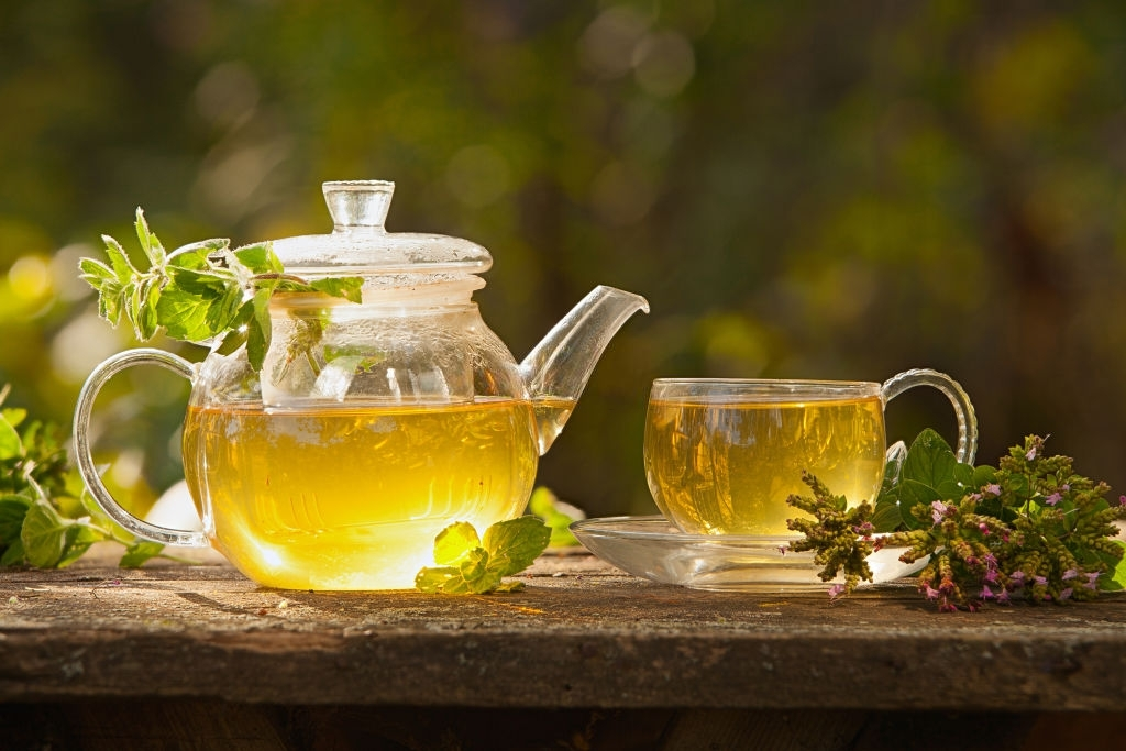 What is white tea?