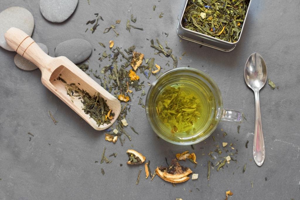 Green Tea and food pairing
