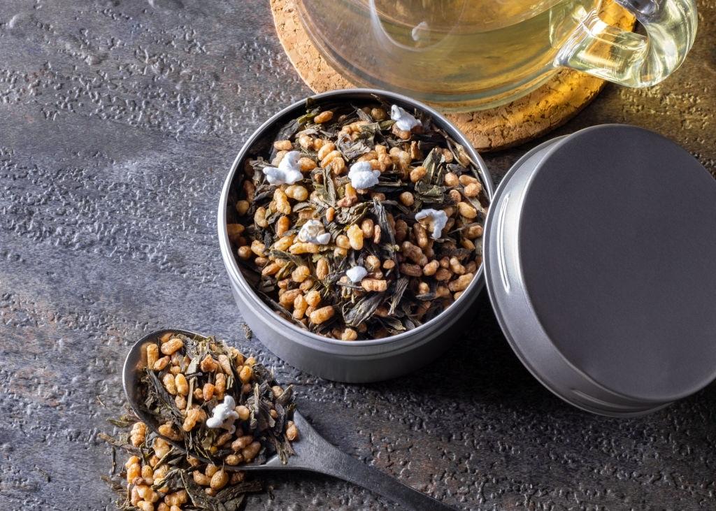 Genmaicha Green Tea and Food pairing